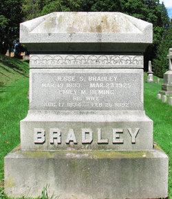 Emily M <i>Deming</i> Bradley