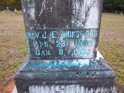 Joseph Edgar Lunsford