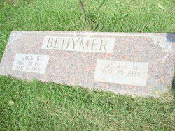 John William Jack Behymer