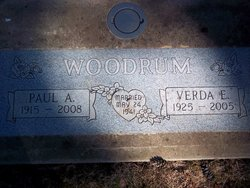 Paul Abner Woodrum