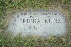 Jeri <i>Kunz</i> Armstrong