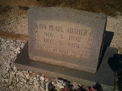 Iva Pearl Absher