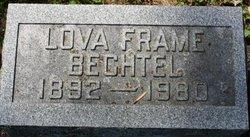 Lova <i>Frame</i> Bechtel