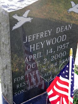 Jeffrey Dean Heywood