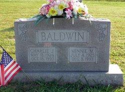 Minnie Florence <i>Marion</i> Baldwin