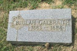 Beulah Galbraith