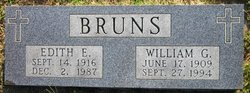 Edith E <i>Phillips</i> Bruns
