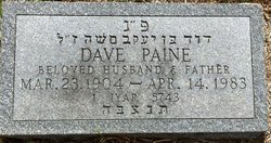 Dave Paine