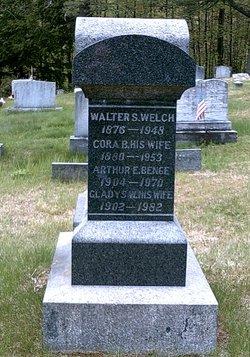 Gladys Ellen <i>Welch</i> Benge
