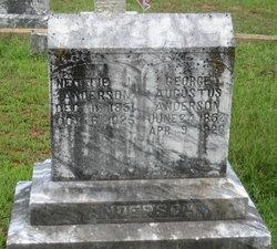 George Augustus Anderson