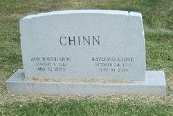 Ann <i>Haughaboo</i> Chinn