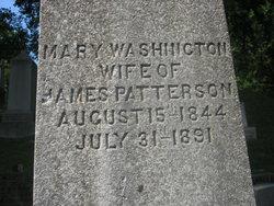 Mary <i>Washington</i> Patterson