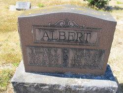 Almira Martha <i>Stevenson</i> Albert