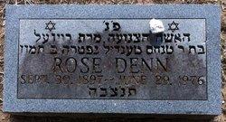 Rose Denn