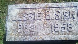 Jessie B Sisk