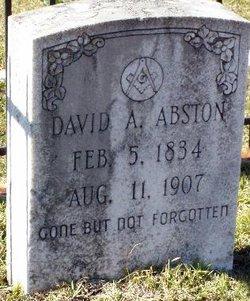 David A Abston