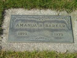 Amanda R Barker