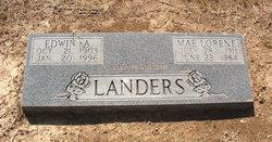 Edwin Arcy Landers