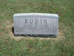 Fredrick Bodin