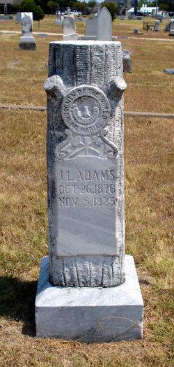 Joseph Lafette Adams, Sr