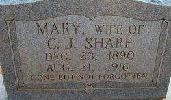 Mary Lou <i>Ashley</i> Sharp