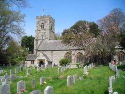 St Gluvias Churchyard