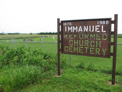 Immanuel Reformed Church Cemetery