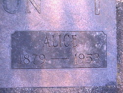 Alice <i>Kalf</i> Boon