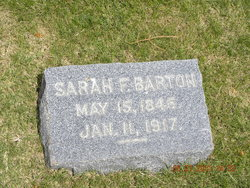 Sarah <i>Foster</i> Barton