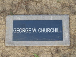 George W. Churchill