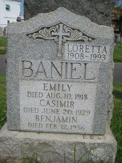 Banjamin Baniel