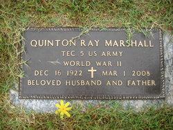Quinton Ray Marshall