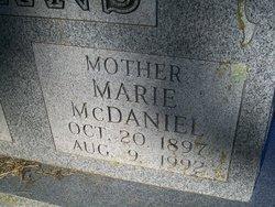 Marie <i>McDaniel</i> Adkins