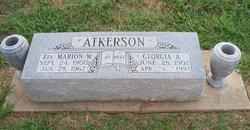 Georgia Ann <i>Roden</i> Atkerson