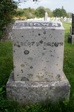 Albert Whittier Brown