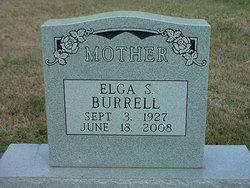 Elga <i>Sparks</i> Burrell
