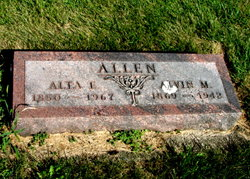Alvin M Allen