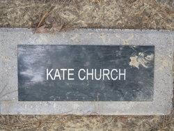 Kate Church