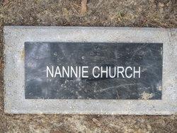 Nannie Church