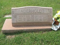Arthur Earl Aderholdt