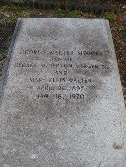 George Walter Mercer