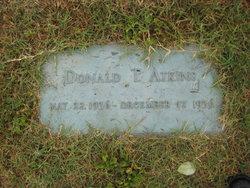 Donald T. Atkins
