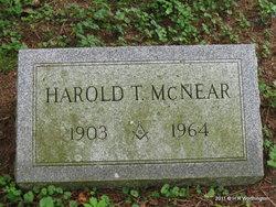 Harold T Mcnear