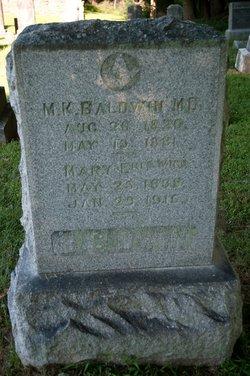Mary Esther <i>VanSickler</i> Baldwin