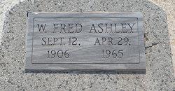 William Frederick Fred Ashley