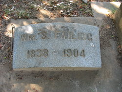 William S Failing
