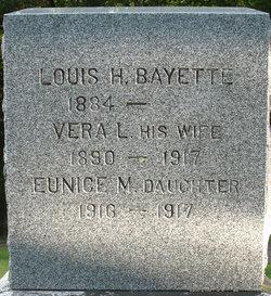 Eunice M Bayette