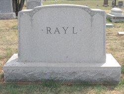 Emma Julia <i>Foutz</i> Rayl