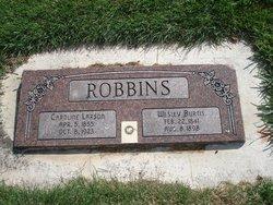 Wesley Burtis Robbins, Sr