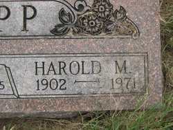 Harold M Knapp